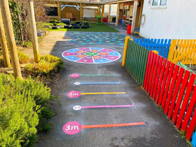 Bishopton-Primary-School-1-25-Target-Playground-Marking