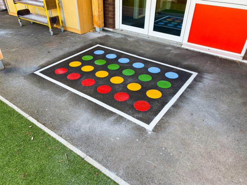 Bishopton-Primary-School-Twister-Playground-Marking