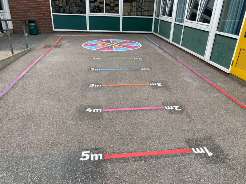 Firfield-Primary-School-1-25-Target-With-Throw-Lines-Playground-Marking