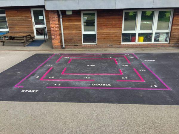 Maths-Maze-Playground-Marking