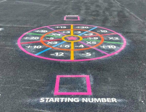 Maths-Target-Playground-Marking