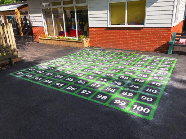 Outline-Number-Grid-Playground-Marking