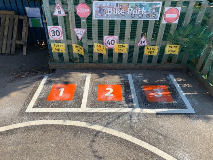 Parking-Bays-Playground-Marking