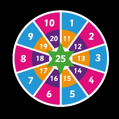 Playground-Marking-1-25-Target