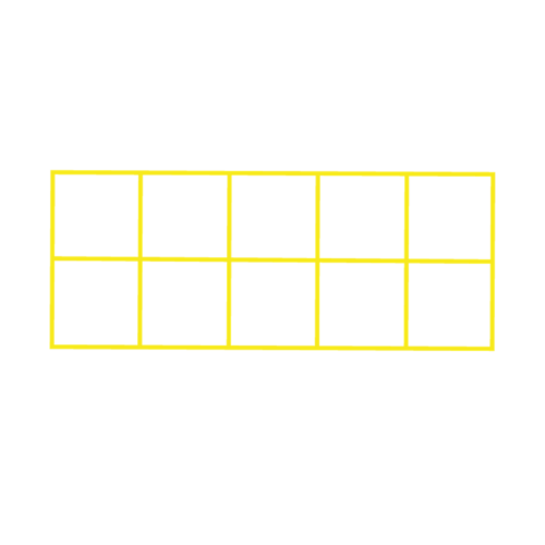 Playground-Marking-10-Square-Grid