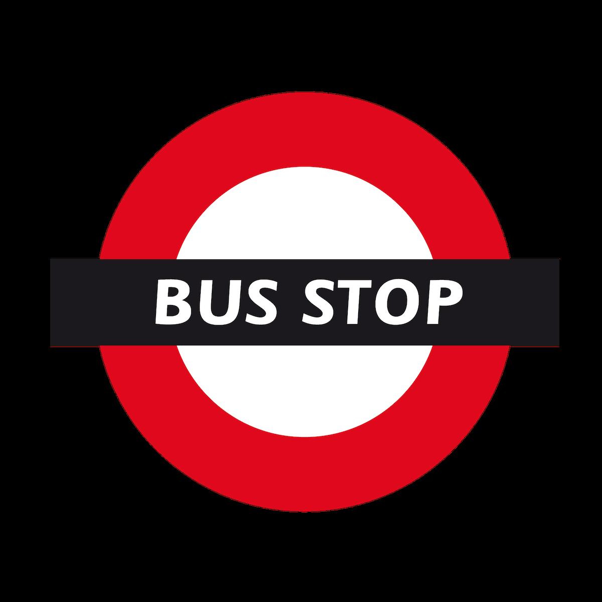 Playground Marking Bus Stop