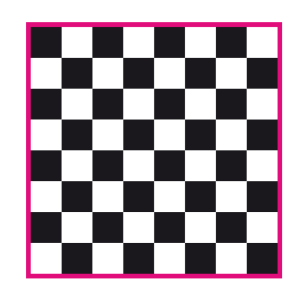 Chess Board Solid Playground Marking