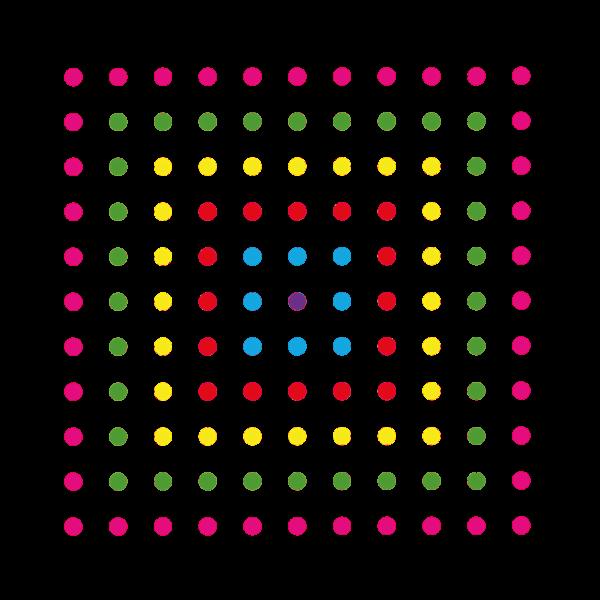 Playground-Marking-Dot-Grid