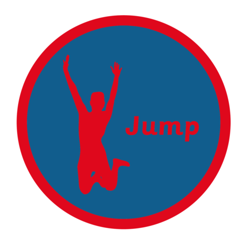 Playground Marking Jump Solid Active Spot