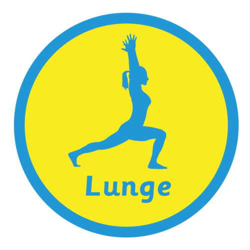 Playground Marking Lunge Solid Active Spot