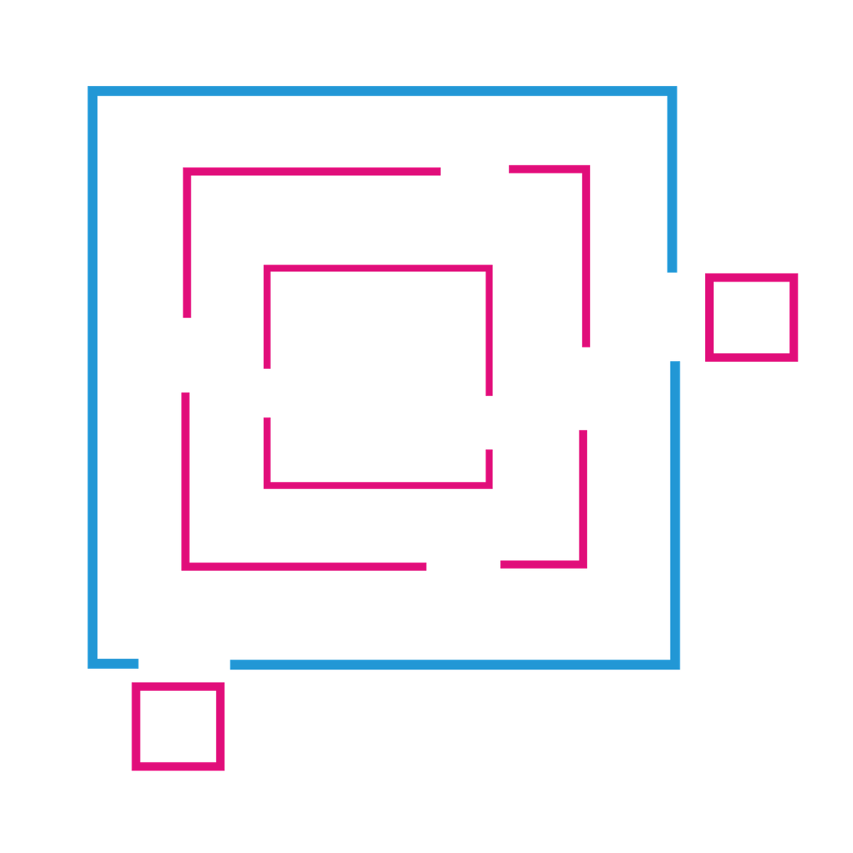 Playground Marking Maths Maze