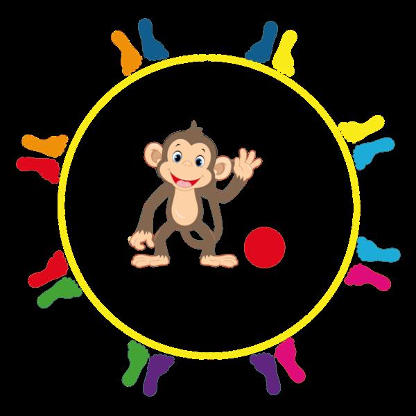 Playground Marking Monkey Ball