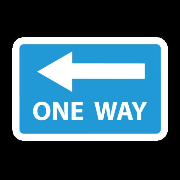 Playground-Marking-One-Way