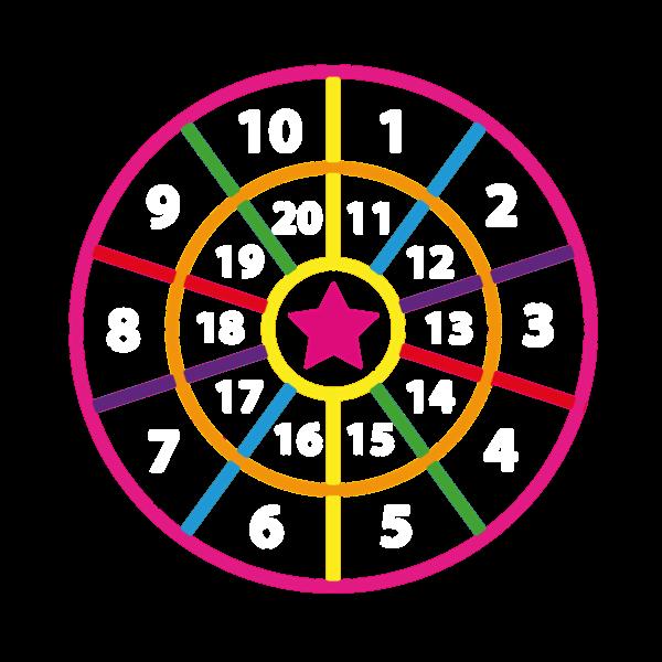 Playground-Marking-Outline-Target
