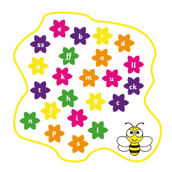 Playground-Marking-Phonics-Flower-Bed-Small