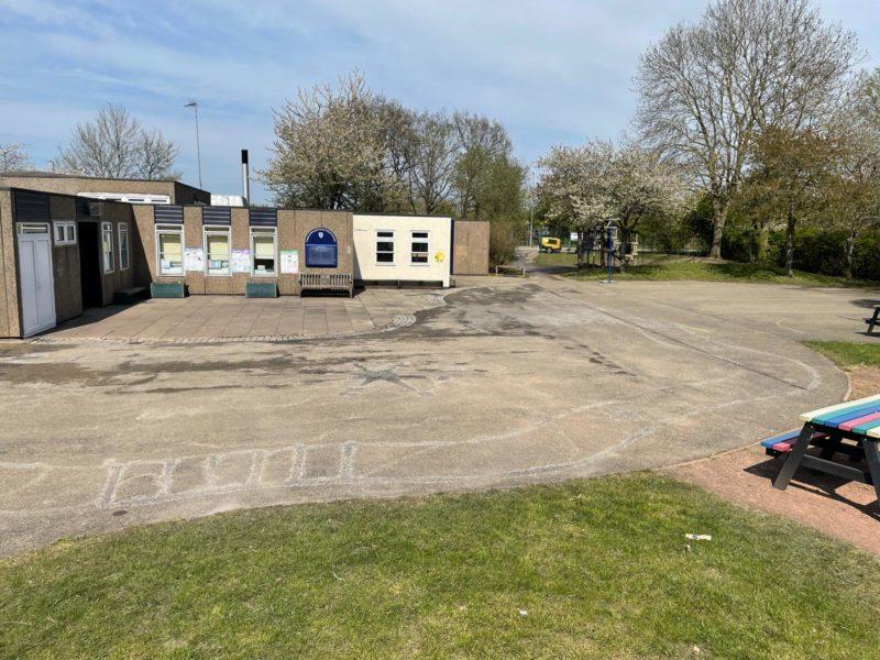 Playground-Marking-Removals