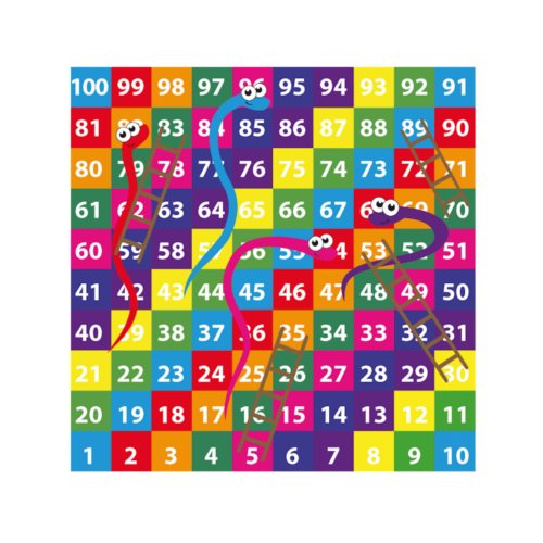 Playground-Marking-Snakes-and-Ladders-1-100-Solid