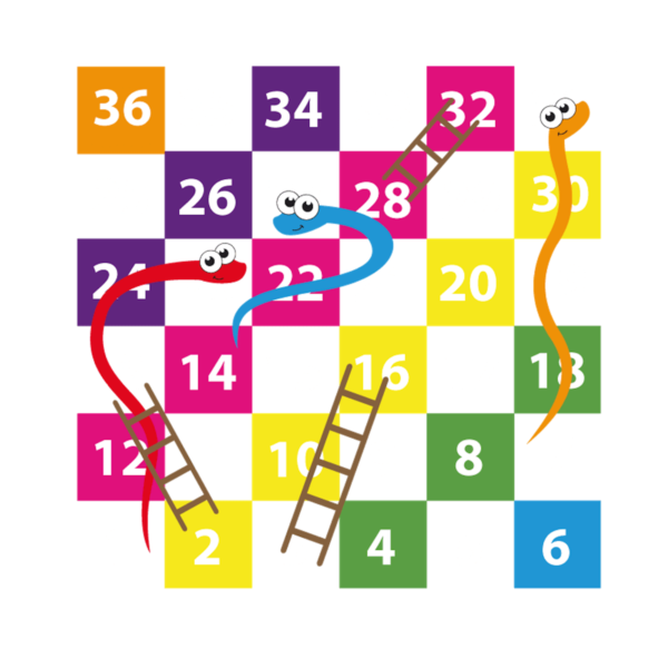 Playground-Marking-Snakes-and-Ladders-1-36-Every-Other