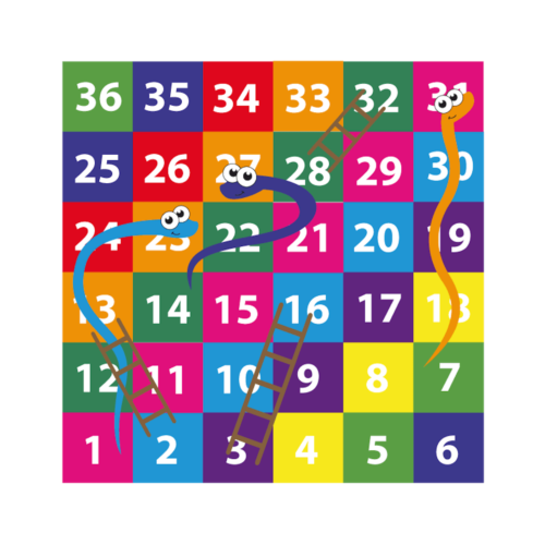 Playground-Marking-Snakes-and-Ladders-1-36-Solid