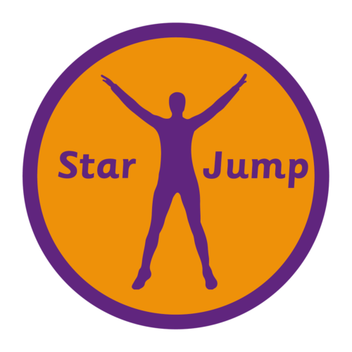 Playground Marking Star Jump Solid Active Spot