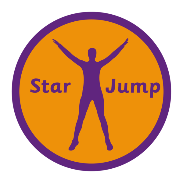 Playground-Marking-Star-Jump-Active-Spot-Solid