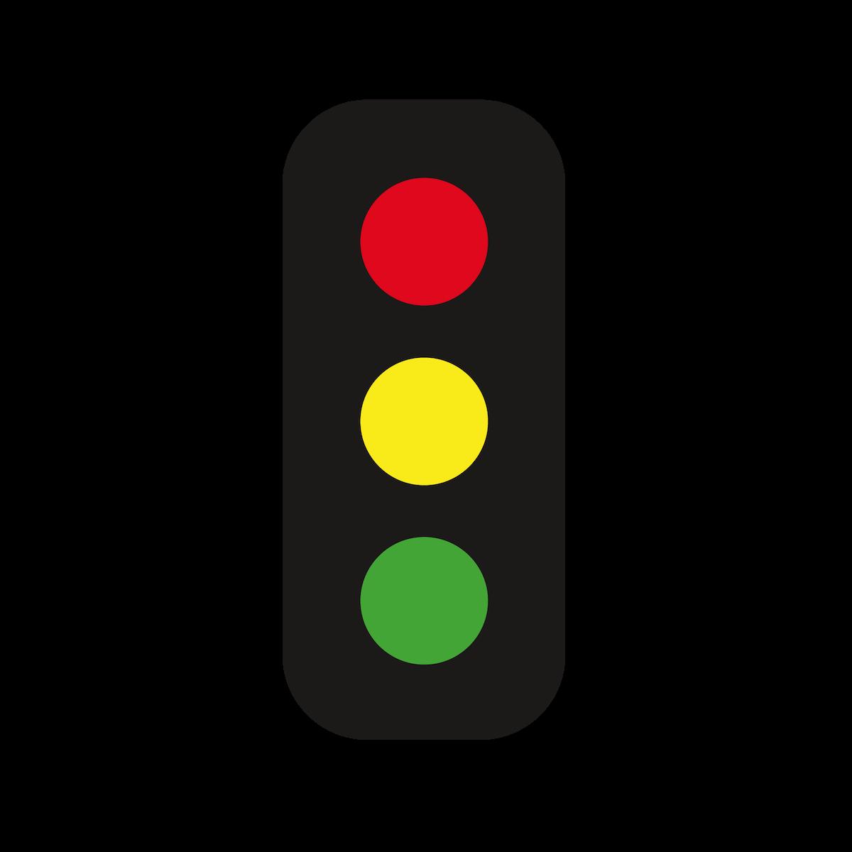 Playground Marking Traffic Lights
