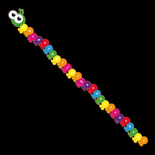 Playground-Marking-a-z-Caterpillar