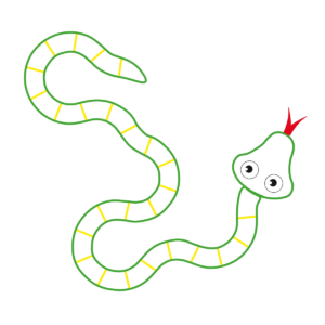 Playground-Marking-a-z-Outline-Snake