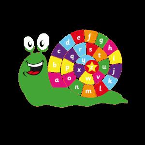 Playground-Marking-a-z-Snail