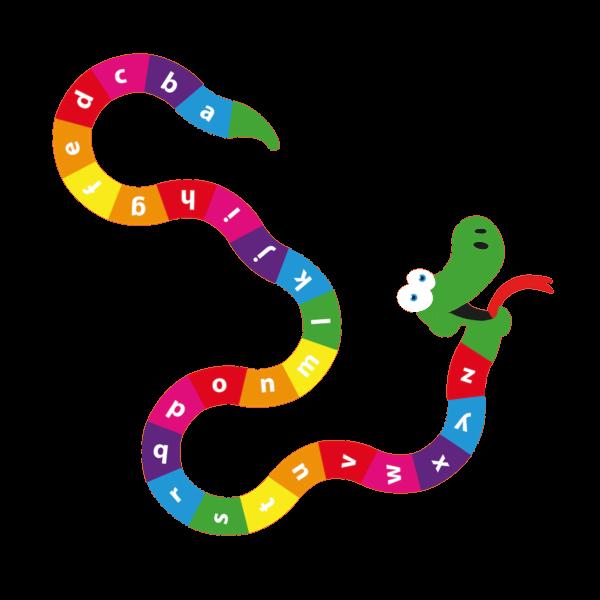 Playground-Marking-a-z-Snake