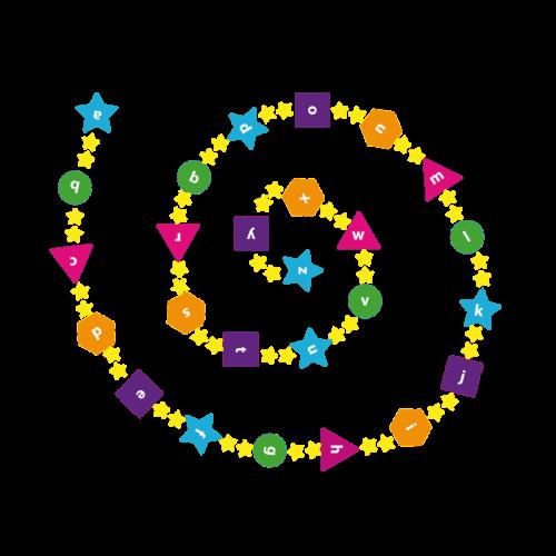 Playground-Marking-a-z-Spiral