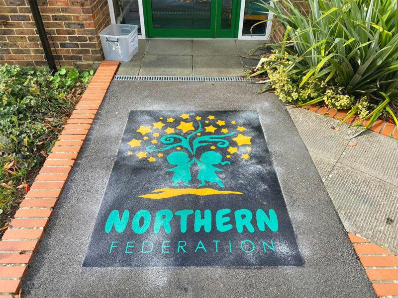 School Logo Northern Federation