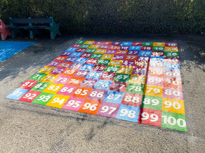 Selby-Abbey-Primary-School-Number-Grid-1-100-Playground-Marking