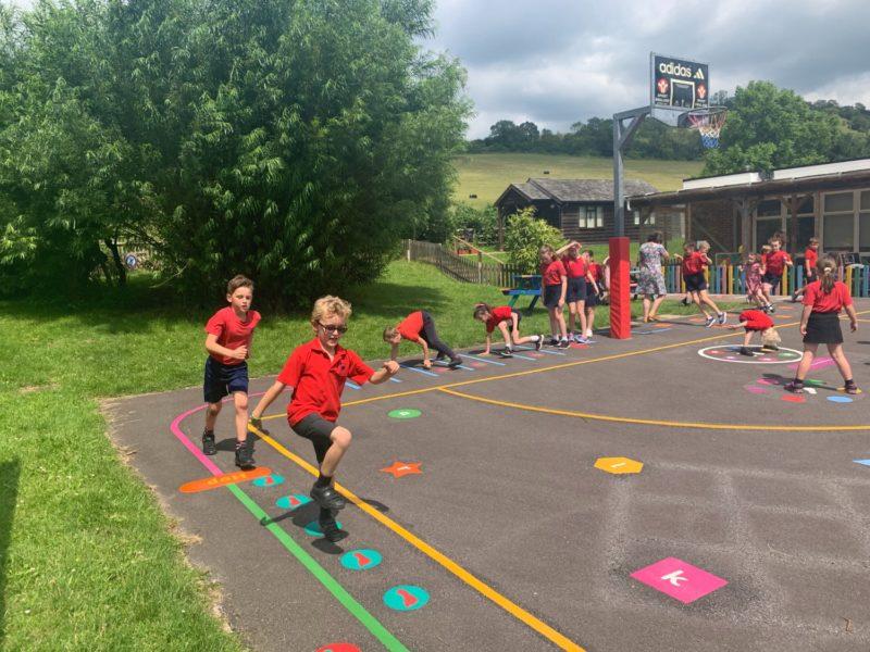 Singleton-CE-Primary-School-Trail-Playground-Marking