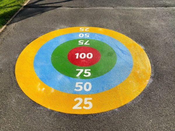 Solid-Target-Playground-Marking