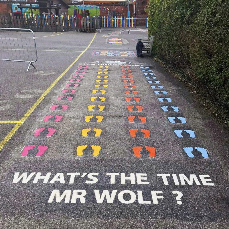 Mr Wolf Game