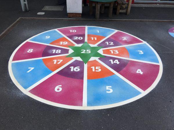 Target-1-25-Playground-Marking