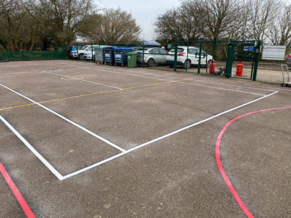 Tennis-Court-Playground-Marking