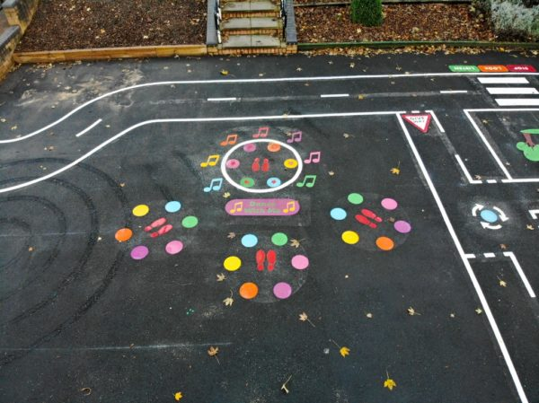 Whitgreave-Primary-School-Dance-With-Me-Playground-Marking