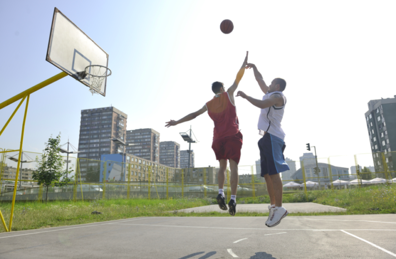 basketball-game-with-two-young-players